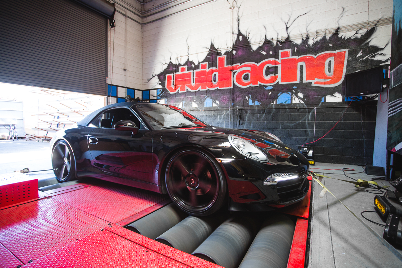 VR Tuned ECU Flash Tune Porsche 991 Carrera 3.4L 350hp 13-16