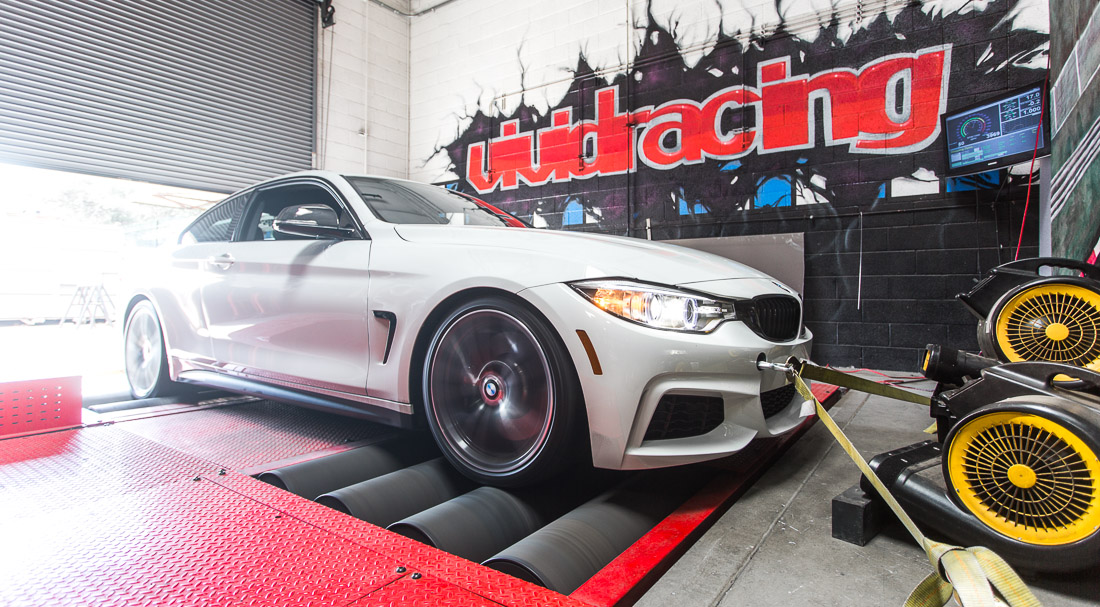 Vivid Racing Performance Package Upgrade BMW F30 335i 12-15