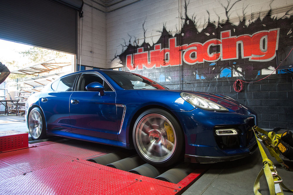 VR Tuned ECU Flash Tune Porsche 970 Panamera Turbo 4.8 V8 520hp 14-17