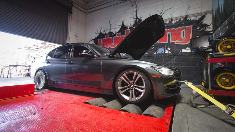 VR Tuned ECU Flash Tune BMW 328i F30 245HP