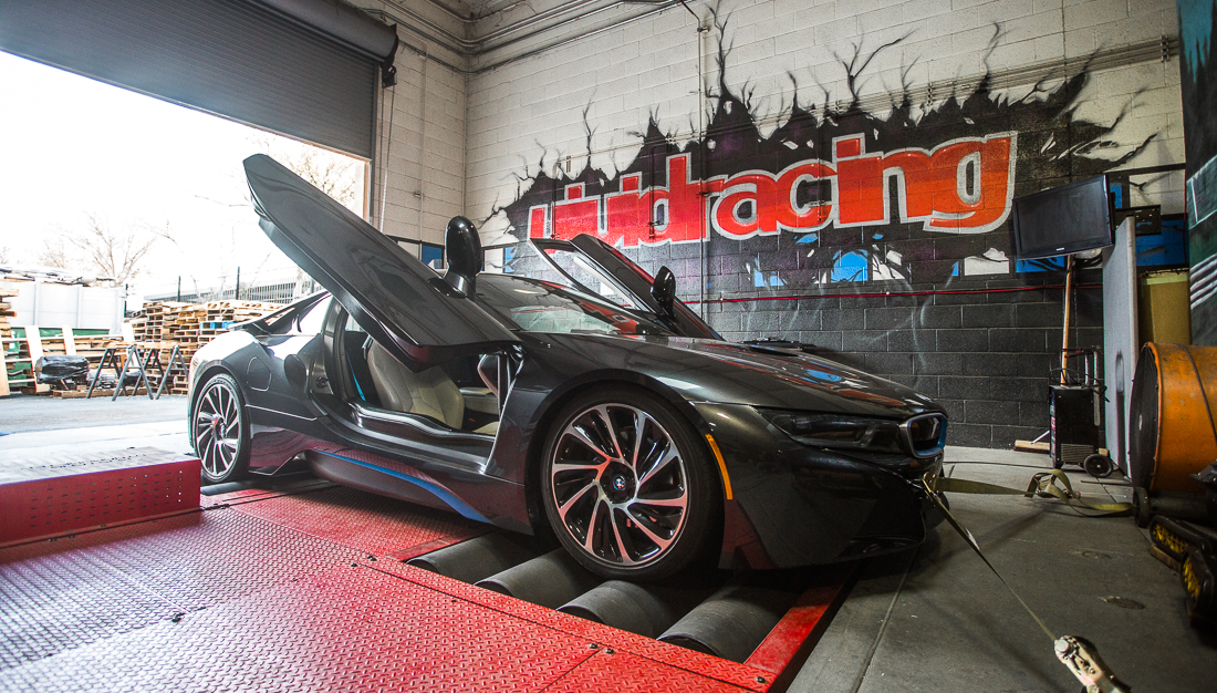 VR Tuned ECU Flash Tune BMW i8