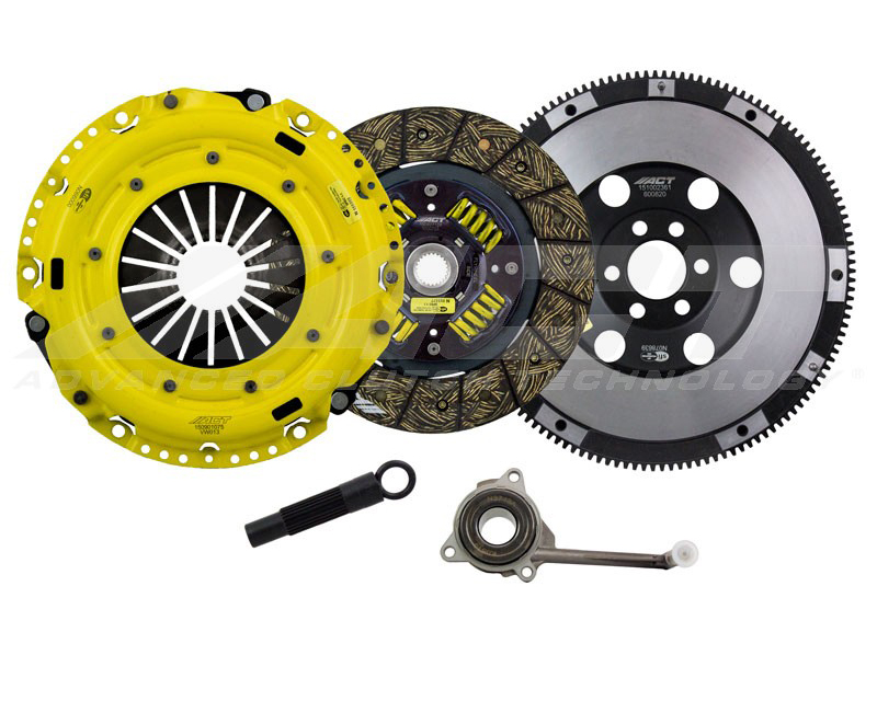 ACT Heavy Duty Performance Street Sprung Clutch Kit Audi TT Quattro 00-02