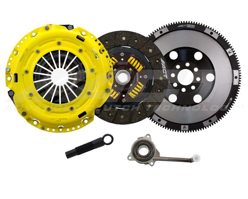 ACT Heavy Duty Performance Street Sprung Clutch Kit Audi A3 06-07