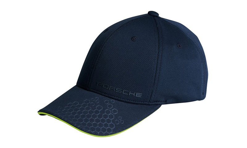 Porsche Driver Selection Sports Collection Baseball Cap Unisex Dark Blue - WAP5400010J