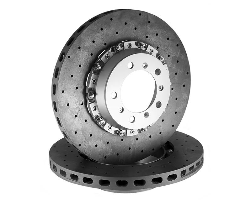 Carbon Ceramic Brake Rotors Horsepowerfreaks Performance