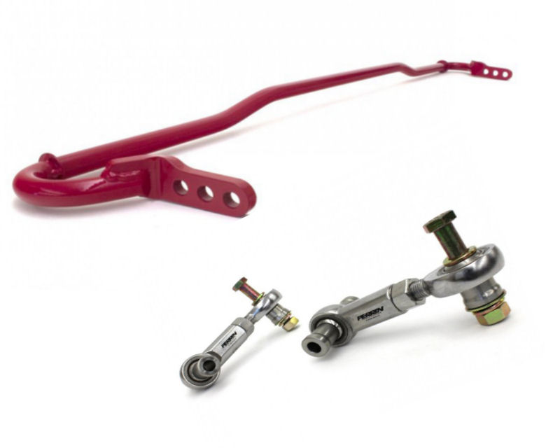 Perrin Performance 16mm Rear Swaybar with XD Spherical Endlinks Subaru Forester XT 09-13