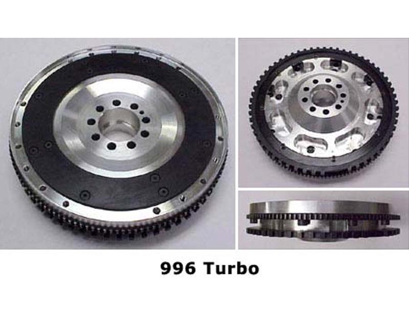 Aasco Lightweight Flywheel Porsche 996 Turbo | 997 Turbo 01-09 - 106413-11
