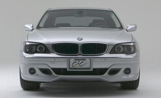 AC Schnitzer Add-on Front Spoiler BMW 7 Series E65 06-08 - AC-511165130