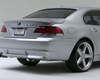 AC Schnitzer Add-on Rear Spoiler for ACS Muffler BMW 7 Series E65 06-08