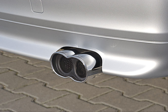 AC Schnitzer Rear Racing Tail Pipe BMW E90 3-Series 330d Sedan 06-11 - AC-181490310