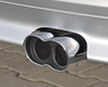 AC Schnitzer Rear Racing Tail Pipe BMW E90 3-Series 325i 325d Sedan | Touring 06-11