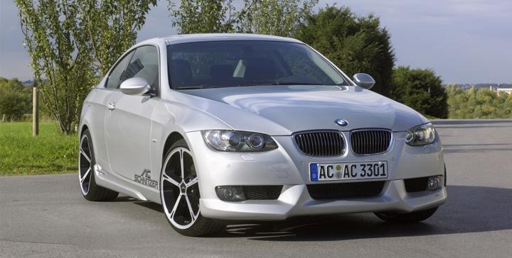 AC Schnitzer Front Lip Spoiler BMW 3-Series E92 E93 07-13 - AC-511192310