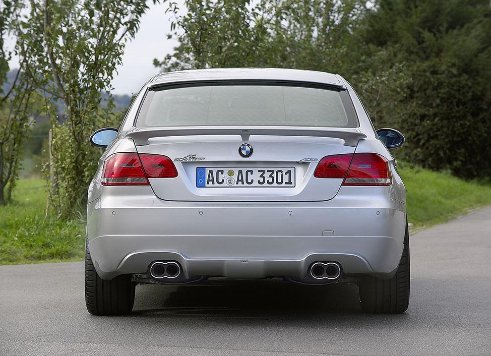 AC Schnitzer Rear Skirt BMW 3-Series 335 E92 E93 07-13 - AC-511292320