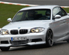 AC Schnitzer Add-on Front Spoiler BMW 1-Series without M-Technik 08-11