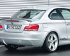 AC Schnitzer Rear Spoiler BMW 1-Series E82 without M-Technik 08-13