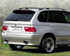 AC Schnitzer Rear Add-on Skirt with PDC BMW X5 3.0 | 4.4 E53 00-06
