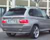 AC Schnitzer Rear Add-on Skirt without PDC BMW X5 3.0 | 4.4 E53 00-06
