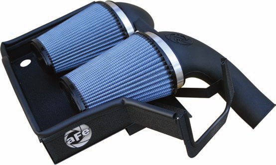 aFe Stage 2 Intake System with Pro-Dry S BMW 1-Series 135i 3.0L 08-11 - 51-11472