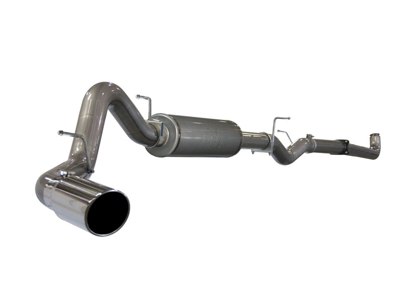 aFe Aluminum Turboback Exhaust GMC Sierra 2500 HD Duramax 6.6L V8 01-07