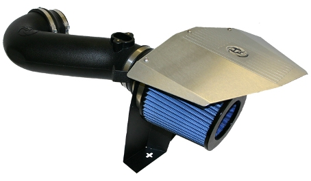 aFe Stage 2 Cold Air Intake Pro-Dry S BMW E63 650ci 4.8L V8 06-09 - 51-11142