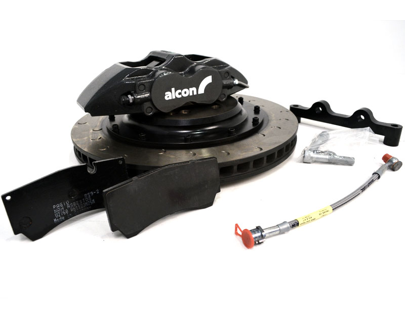 Alcon Advantage Extreme 343x32mm Brake Kit Front Mono4 Subaru BRZ / Scion FR-S / Toyota GT-86 13-18