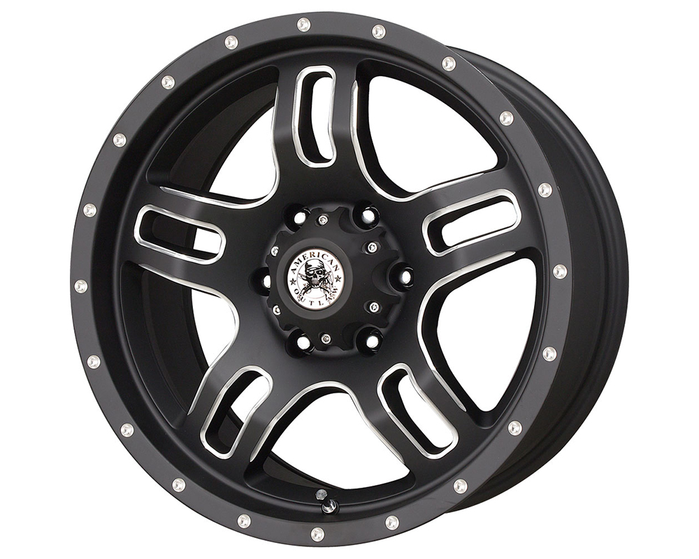 American Outlaw Regulator Wheels