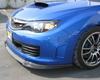 APR Carbon Fiber Front Air Dam Lip Subaru STI 08-12