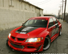 APR EVIL-R Wide Body Kit Mitsubishi EVO VIII IX 03-08