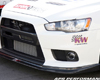 APR Carbon Fiber Front Air Dam Lip Mitsubishi EVO X 08-12