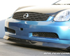 APR Carbon Fiber Front Lip Infiniti G35 03-06