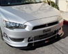 APR Carbon Fiber Wind Splitter Mitsubishi Lancer 08-12