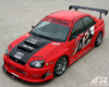 APR SS GT Wide Body Kit Subaru WRX STI 04-05