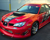 APR SS GT Wide Body Kit Subaru WRX STI 06-07