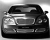 Asanti Catalina 3pc Mesh Bumper Grille Bentley Continental GT 04-08