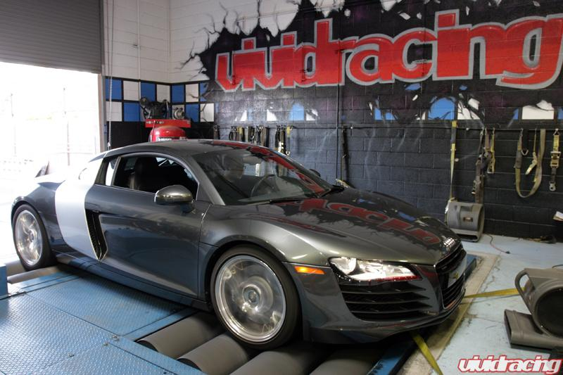VR Tuned ECU Flash Tune Audi R8 V8 4.2L 06-09