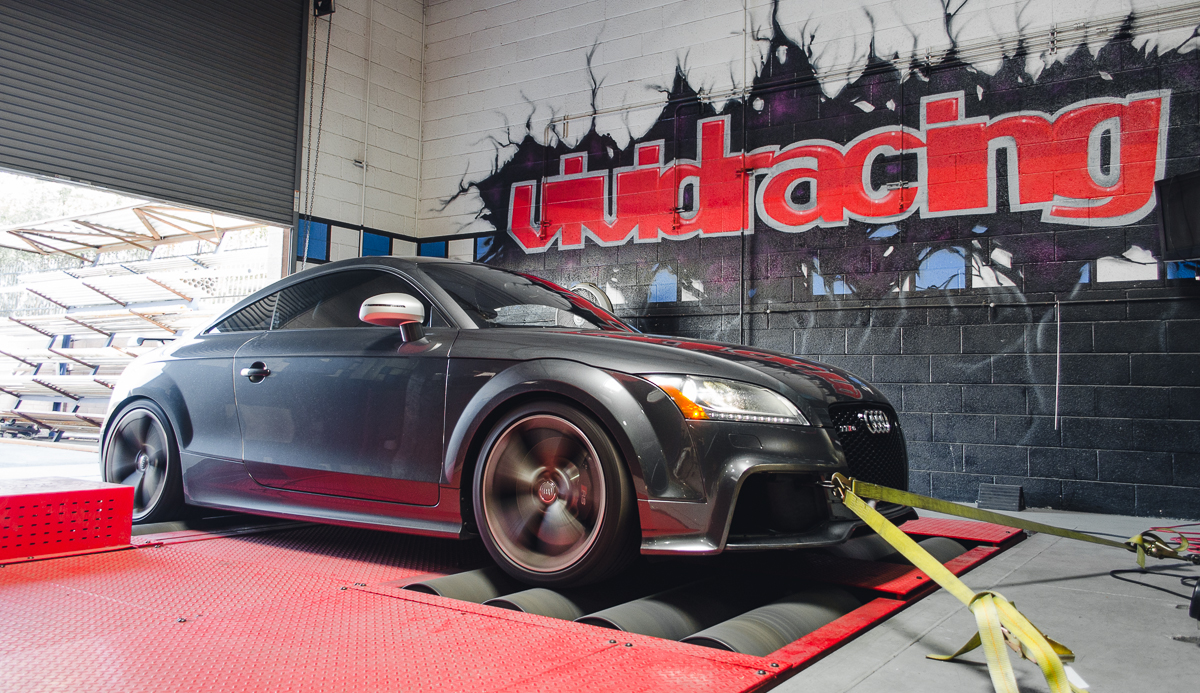 VR Tuned ECU Flash Tune Audi TT RS 2.5L I5 10-14