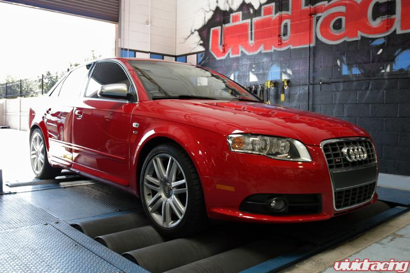 VR Tuned ECU Flash Tune Audi S4 B6 4.2L 03-05