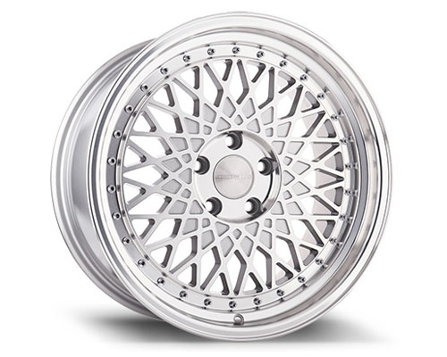 Avant Garde M220 Wheel Silver Machined 18x9 5x114.3 35mm