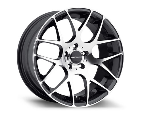 Avant Garde M310 Wheel 19x9.5 5x112 ET40 Machine Gunmetal