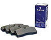 Axxis Deluxe Advanced Front Brake Pads Acura Integra 90-93