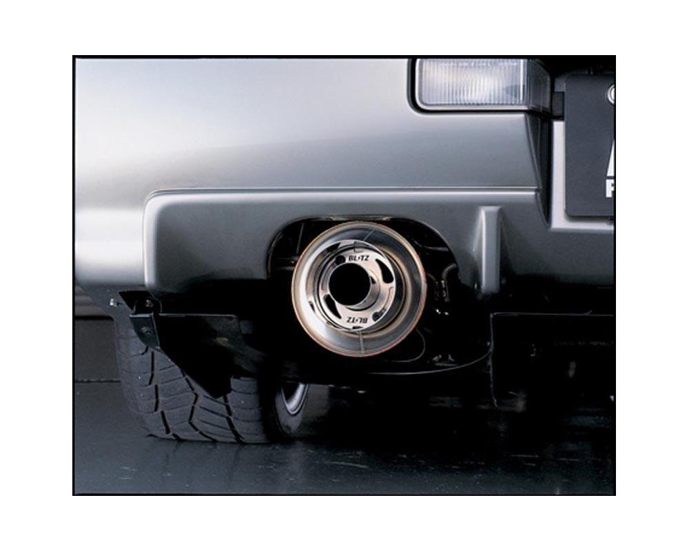Blitz NUR-V Catback Exhaust Toyota Supra 86-92 - 66731