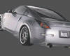 Blitz Over Fender Kit Nissan 350Z 03-08
