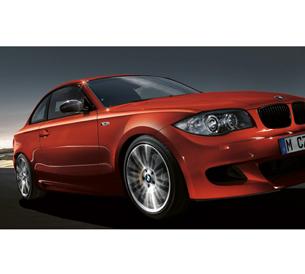 BMW Performance Air Ducts BMW 135i 08-11 - 51740442875