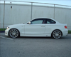 BMW Performance Side Skirts BMW 1 Series 08-11