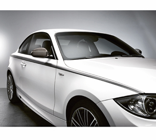 BMW Performance Stripes BMW 1 Series 08-11 - 51140442627