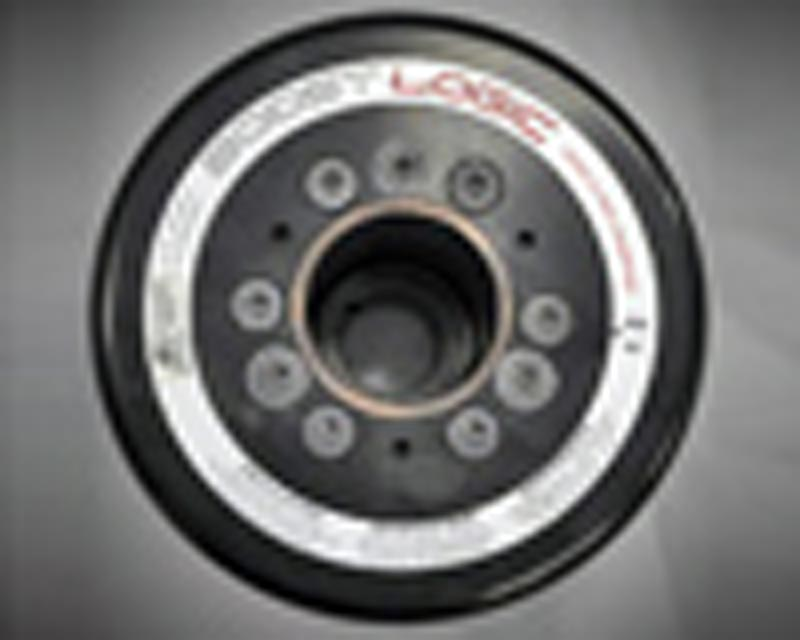 Boost Logic Crank Pulley Nissan GT-R R35 09-17
