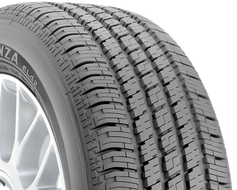 Bridgestone Turanza El42 Run-Flat Tires 205/55/16 91H B