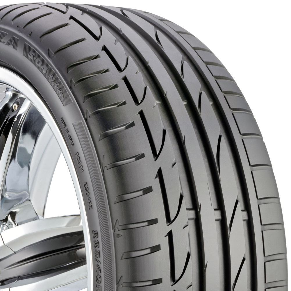 Bridgestone Potenza S-04 Pole Position 255/35R18 94Y B Tires - DT-36250