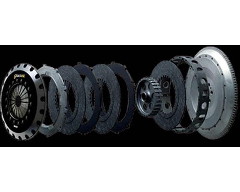 Carbonetic Triple Carbon Clutch Street Subaru WRX 08-12 - ACS23330-11