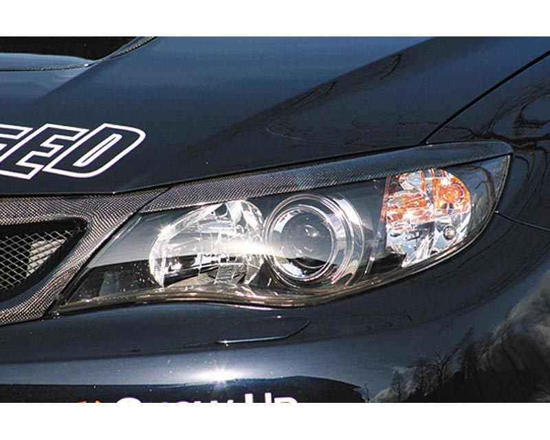 ChargeSpeed Carbon Eyelids Subaru WRX STI 5dr GRB 08-12 - CS979EBC